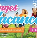 Stage vacances sports loisirs juillet août 2020